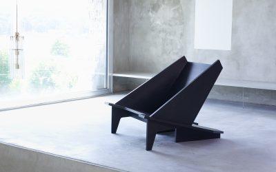Objekte unserer Tage: Loungesessel Takahashi