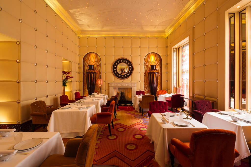 London Gastro Trend Opulent Interiors Peter Steinhauer Journalist Architektur Design