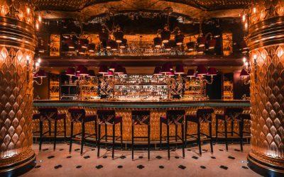 London Gastro-Trend: Opulent Interiors