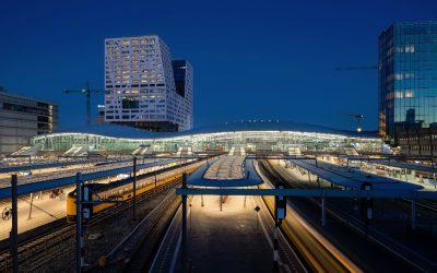 Benthem Crouwel Architects: Utrecht Central Station