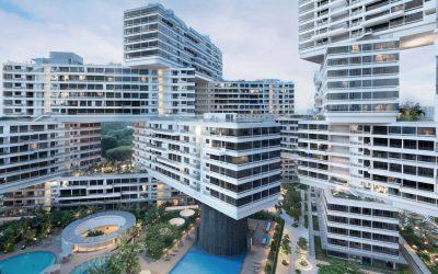 """Ole Scheeren: """"Architecture is a life form"""""""