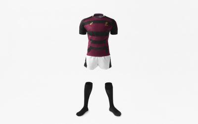 nendo rebranded university rugby team