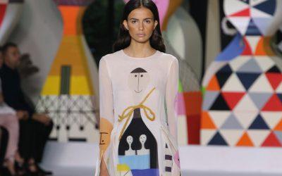 Mode inspiriert von Alexander Girard